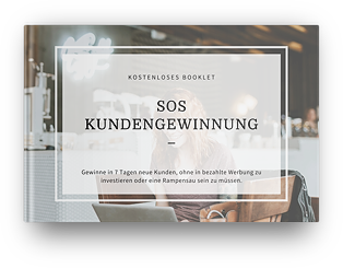 Booklet SOS Kundengewinnung